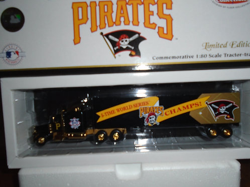 "2001 Pittsburgh Pirates ""Greatest Team Series"" Tractor Trailer"