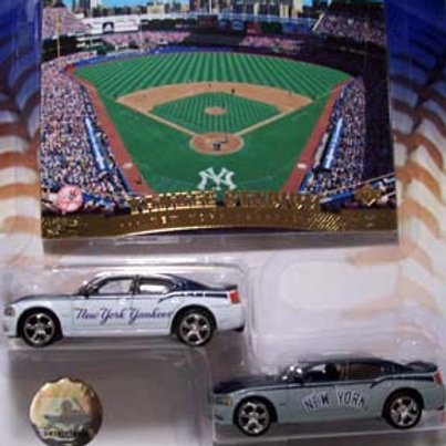 2007 New York Yankees Dodge Charger Home & Away