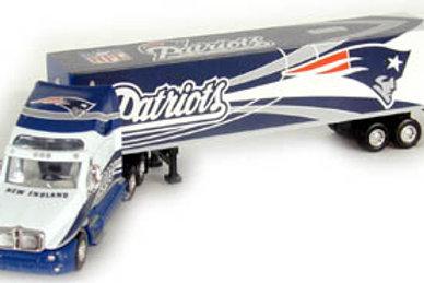 2003 New England Patriots Tractor Trailer