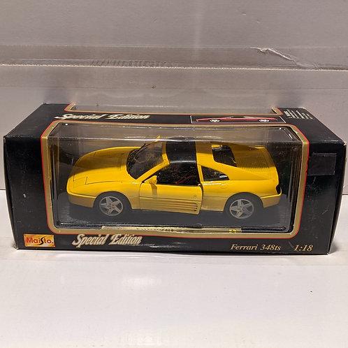 1990 Ferrari 348ts (yellow)