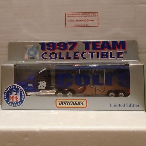 1997 Indianapolis Colts Tractor Trailer