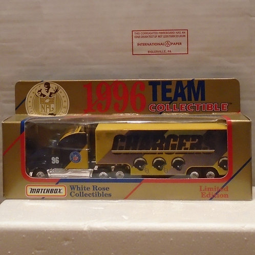1996 San Diego Chargers Tractor Trailer