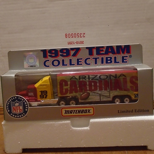 1997 Arizona Cardinals Tractor Trailer