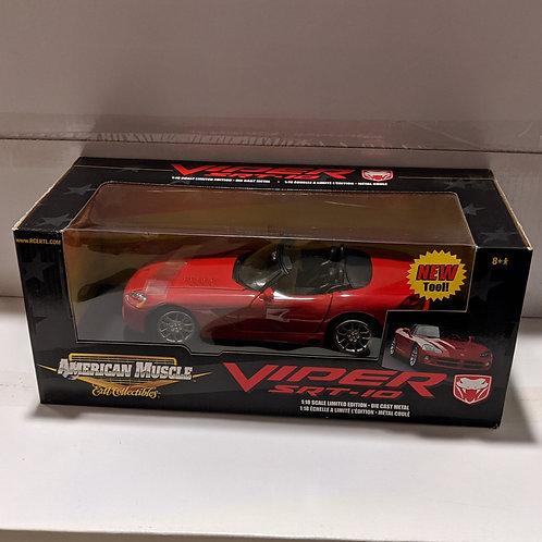 2003 Dodge Viper SRT-10 (red)