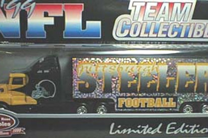 1999 Pittsburgh Steelers Tractor Trailer