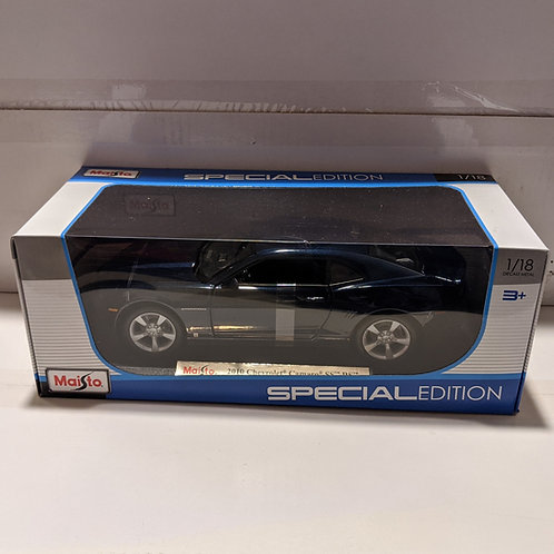 2010 Chevrolet Camaro SS RS (blue)