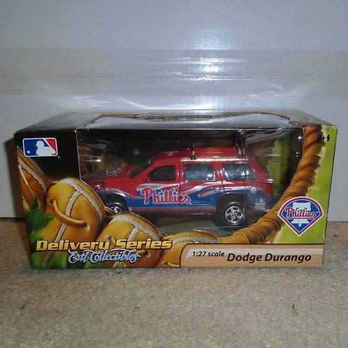 2006 Philadelphia Phillies Dodge Durango