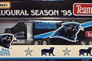 1995 Carolina Panthers Inaugural Season Tractor Trailer