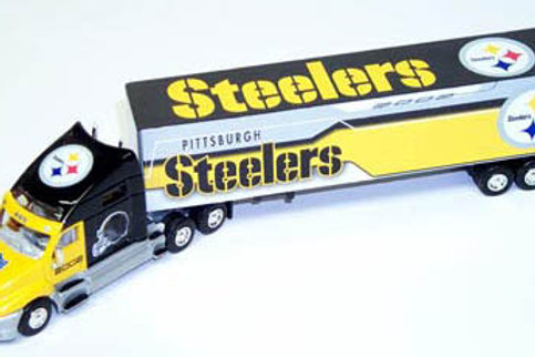 2002 Pittsburgh Steelers Tractor Trailer
