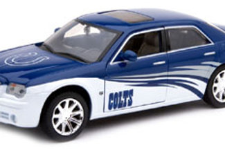 2007 Indianapolis Colts Chrysler 300C