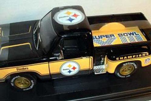 2006 Pittsburgh Steelers Dodge Warlock Super Bowl XIII (13)