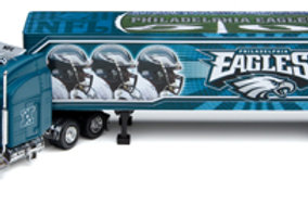 2006 Philadelphia Eagles Tractor Trailer