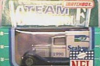 1990 Seattle Seahawks Milk Truck