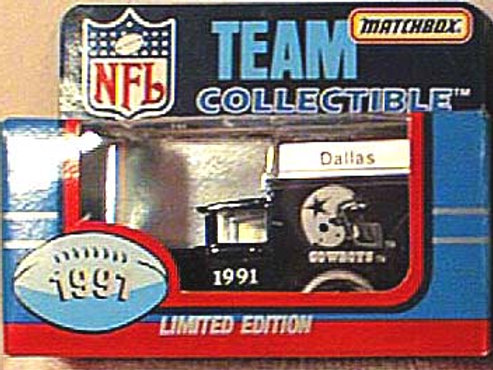 1991 Dallas Cowboys Milk Truck