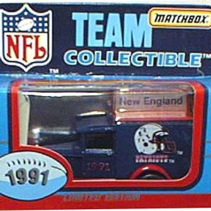 1991 New England Patriots Milk Truck