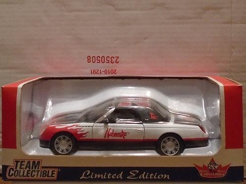 2001 Nebraska Huskers Ford Thunderbird
