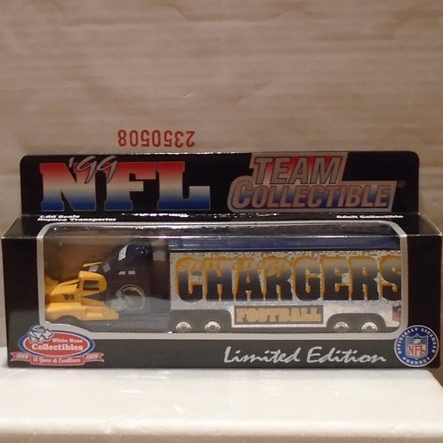 1999 San Diego Chargers Tractor Trailer