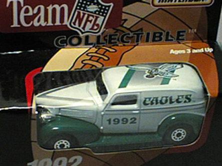 1992 Philadelphia Eagles Delivery Van