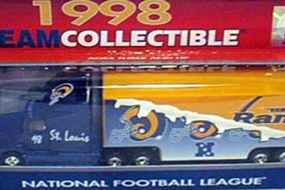 1998 ST. Louis Rams Tractor Trailer