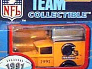1991 San Diego Chargers Milk Truck