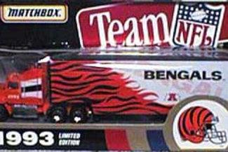 1993 Cincinnati Bengals Tractor Trailer