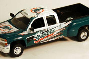 2006 Miami Dolphins Chevrolet Silverado Dually
