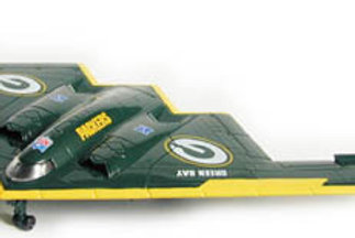 2003 Green Bay Packers B2 Stealth Bomber