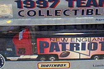 1997 New England Patriots Tractor Trailer