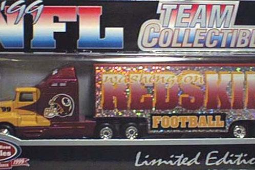 1999 Washington Redskins Tractor Trailer