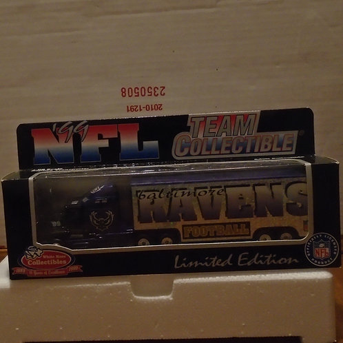 1999 Baltimore Ravens Tractor Trailer