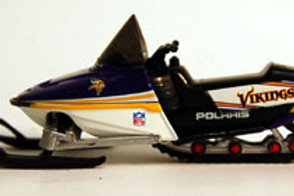 2006 Minnesota Vikings Snowmobile
