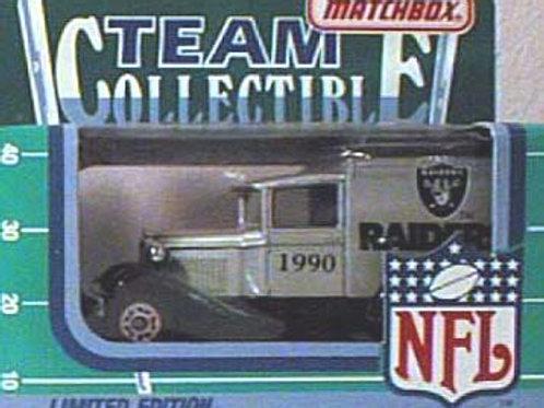 1990 Los Angeles Raiders Milk Truck