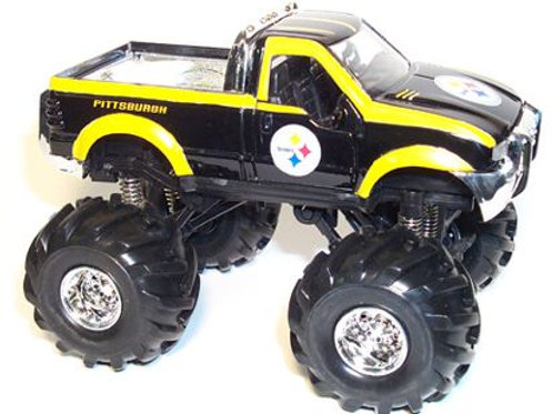 2002 Pittsburgh Steelers Ford F-350 Monster Truck