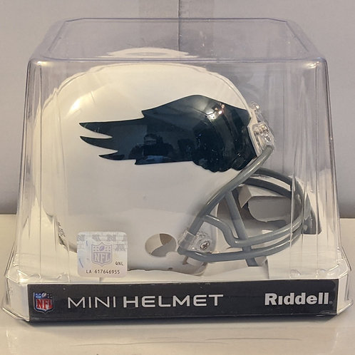2019 Philadelphia Eagles Throwback (69-73) Riddell Mini Helmet