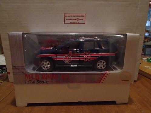 2002 Cleveland Indians BMW X5