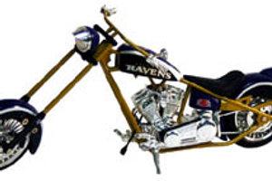 2006 Baltimore Ravens ERTL OCC Chopper