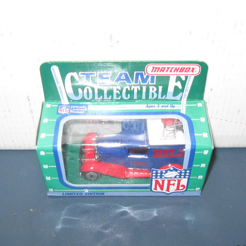 1990 Buffalo Bills Milk Truck
