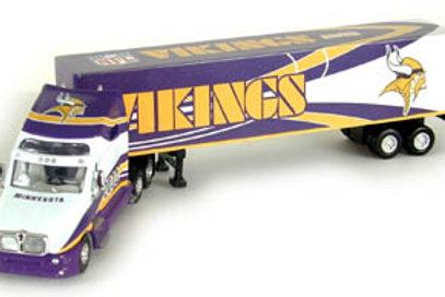 2003 Minnesota Vikings Tractor Trailer