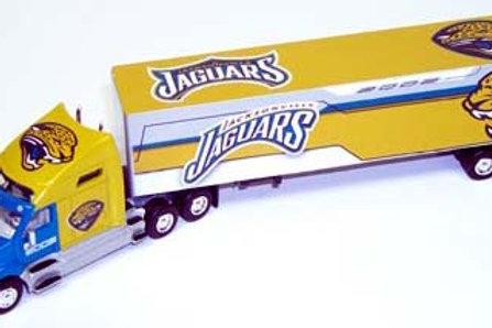 2002 Jacksonville Jaguars Tractor Trailer