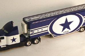 2006 Dallas Cowboys Throwback Tractor Trailer