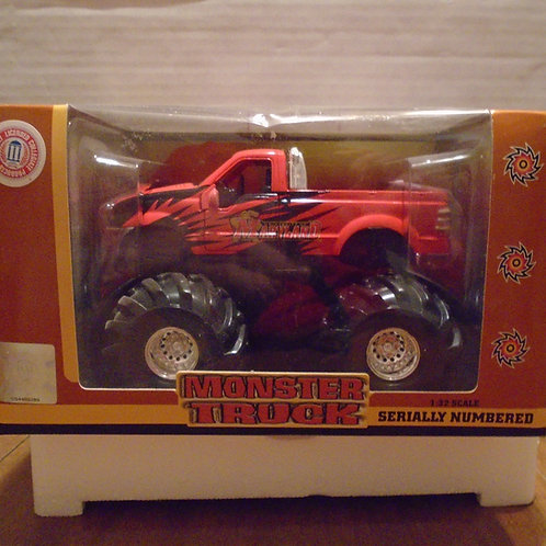 2004 Maryland Terps Ford F-350 Monster Truck