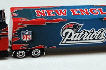 2009 New England Patriots Tractor Trailer