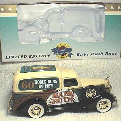 1997 Babe Ruth 60 Home Runs Chrysler Delivery Van