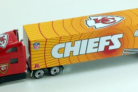 2011 Kansas City Chiefs Tractor Trailer