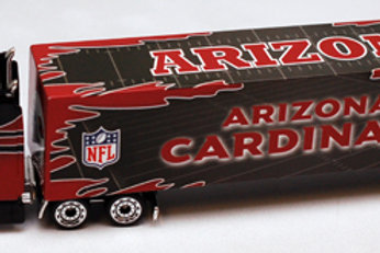 2009 Arizona Cardinals Tractor Trailer