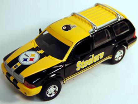2006 Pittsburgh Steelers ERTL Dodge Durango