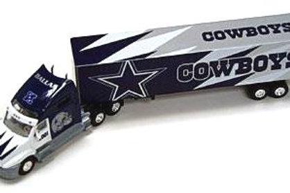 2001 Dallas Cowboys Tractor Trailer