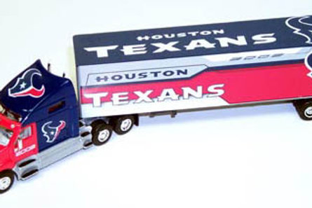 2002 Houston Texans Tractor Trailer