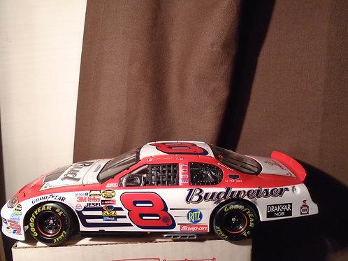 2004 Dale Earnhardt Jr. #8 Chevrolet Monte Carlo Budweiser Born On Date