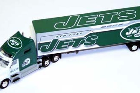2002 New York Jets Tractor Trailer